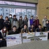 3回生 都市環境デザインコース 第8回アーバンデザイン甲子園の画像