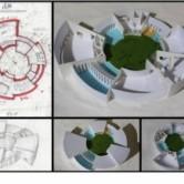 3回生実習作品紹介の画像
