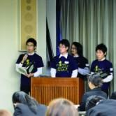 「地元のいい(E)もん・ええ(A)とこづくりプロジェクト」社会人基礎力育成グランプリ2013近畿地区予選大会に出場。「優秀指導賞」を受賞いたしました。の画像