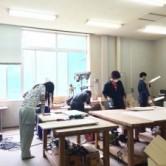 木製家具のデザインと製作/プロダクトデザインコース3回生の画像