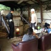 4回生ゼミ 登り窯合宿の画像