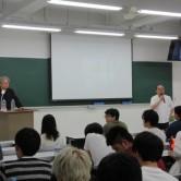 建築コース 特別講演会  講師:窪田 勝文氏の画像